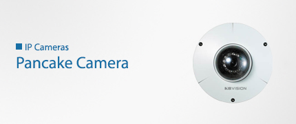 IP Pancake Camera