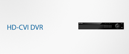 HD CVI DVR